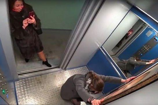 Šta Rusi zaista misle o Putinu: Skrivena kamera u liftu zabilježila zanimljive reakcije