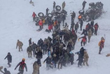 Broj poginulih u lavini na istoku Turske povećan na 34 osobe